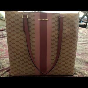 Brand new MK pink purse